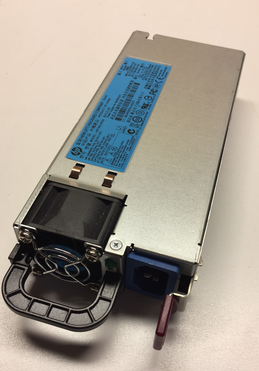 HP 660184-001 Power supply - 460W 1U height common slot HEPB