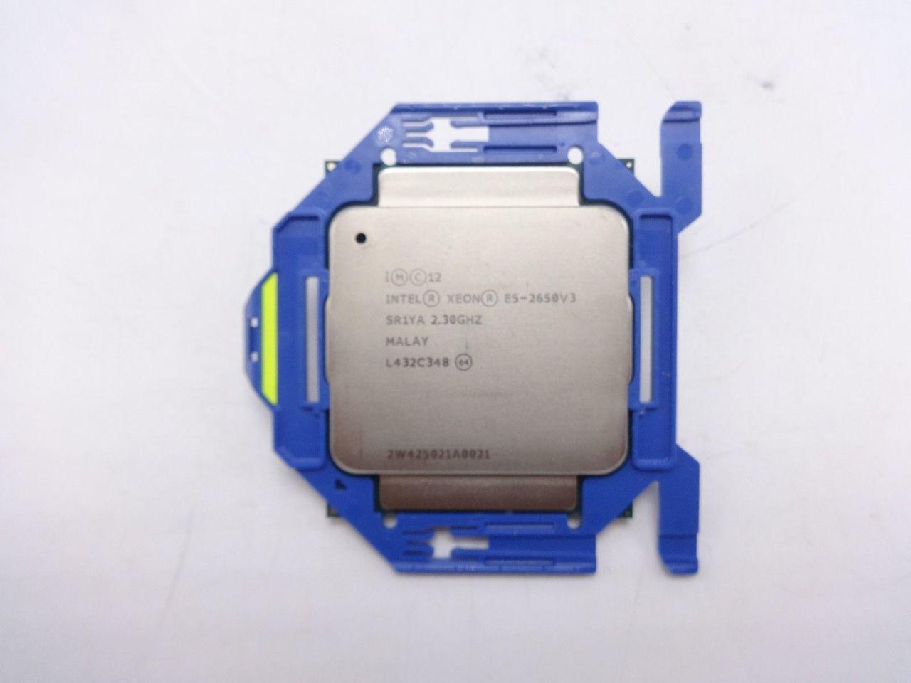 Intel SR1YA E5-2650V3 2.3GHZ 25M 10C Processor