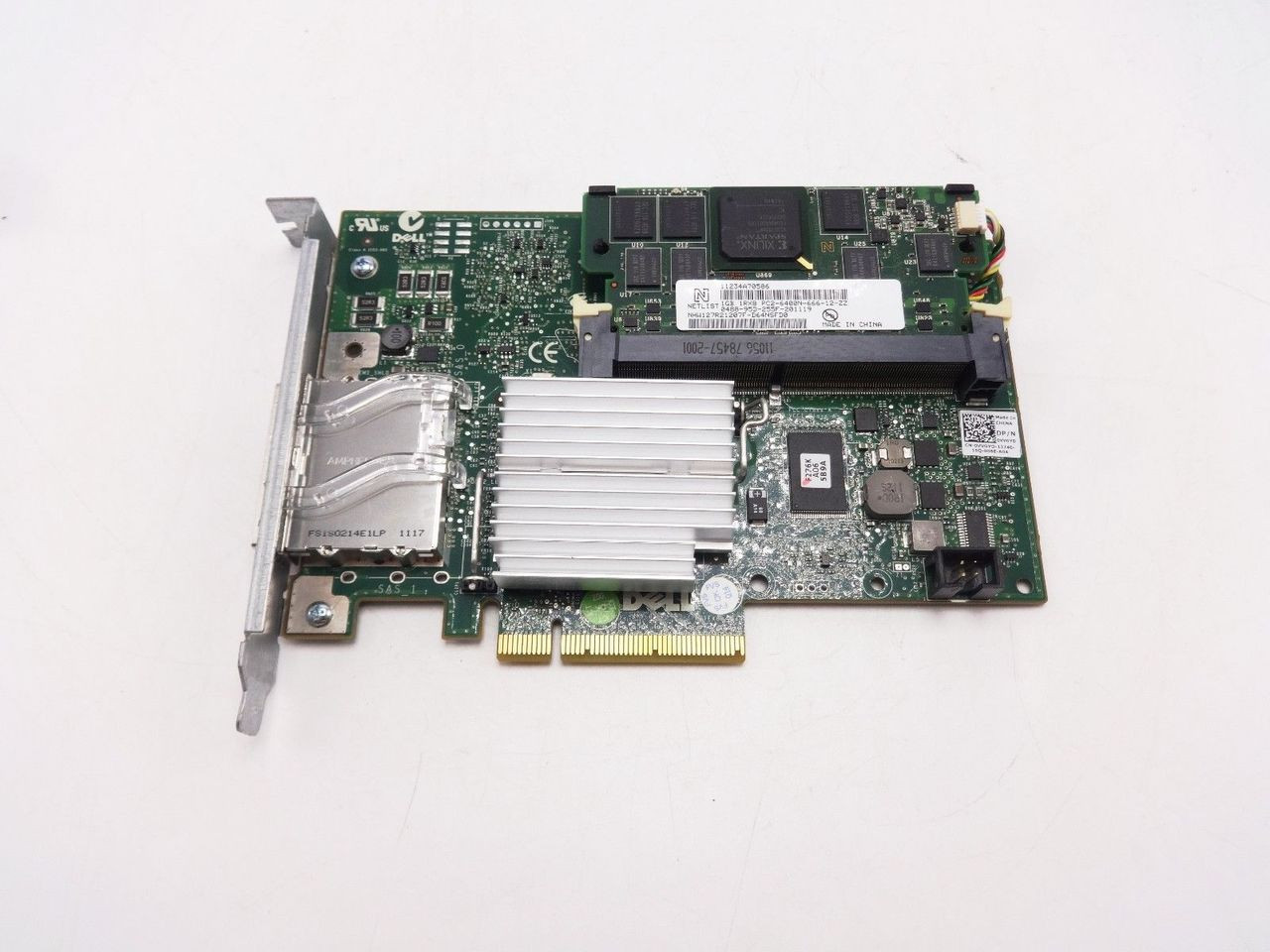 Dell VVGYD PERC H800 1GB Cache W/Battery