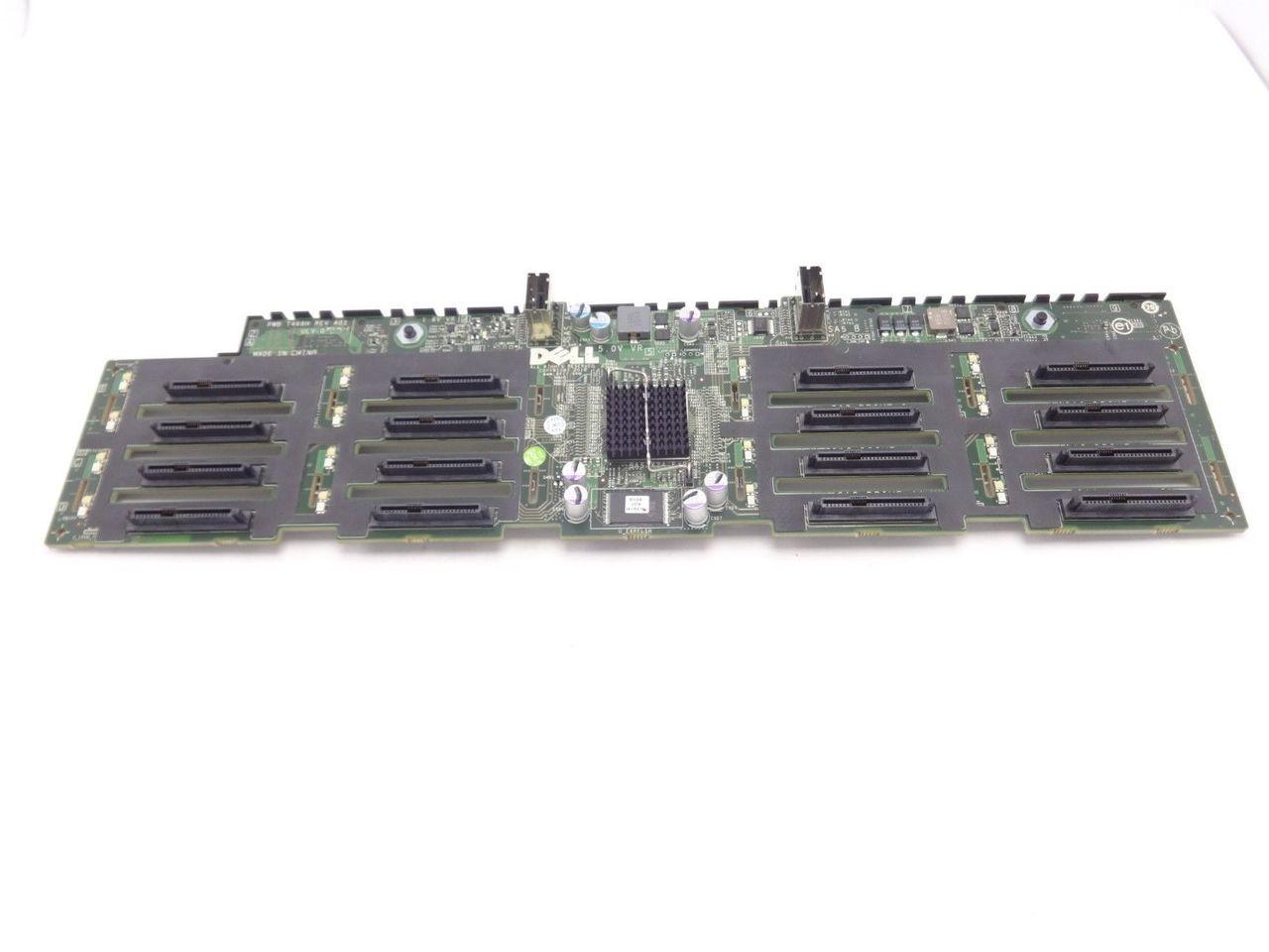 Dell J565K Poweredge R910 2.5 x 16 Backplane