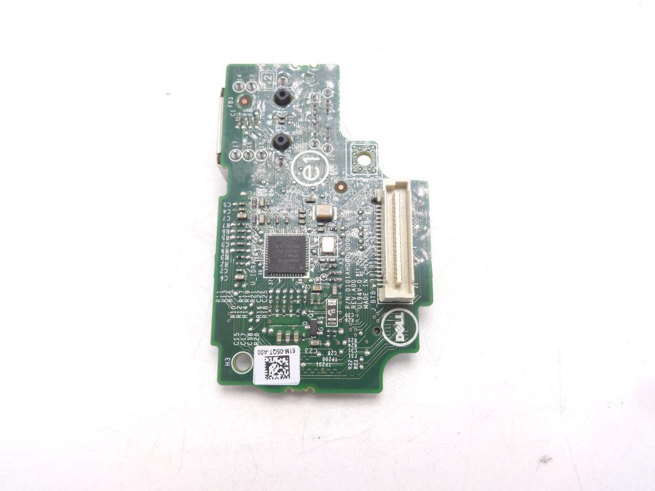 VTG23 Dell IDRAC 8 Port Card for Poweredge R230 R330