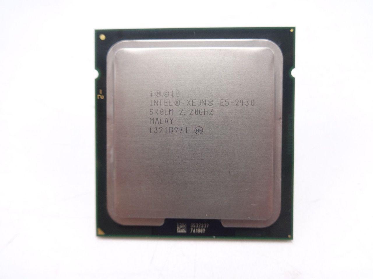 Intel SR0LM E5-2430 6C 2.2GHZ/15MB Processor E5-2430 YWVC1