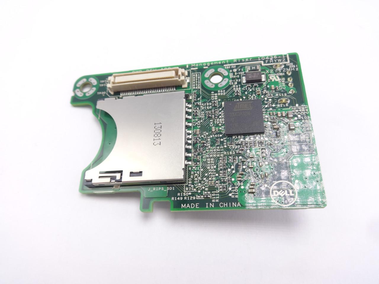 Dell 210Y6 M620 DUAL SD Card Reader