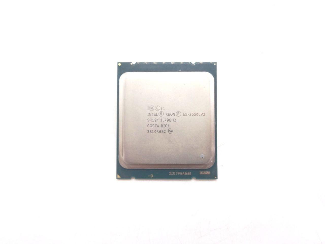 Intel XEON 17Ghz E5-2650Lv2 10-Core Processor SR19Y