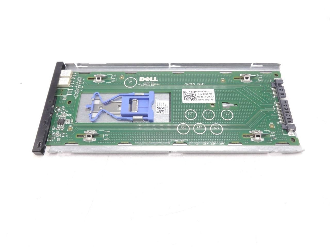 Dell 8GTX6 Equallogic PS6110 Control Panel