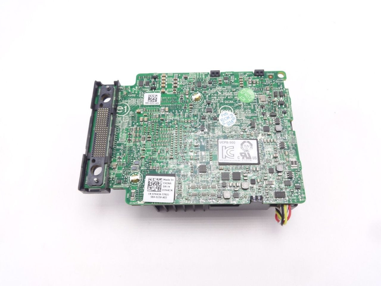 Dell 7H4CN PERC H730P Mini Mono12GBPS 2GB NV cache
