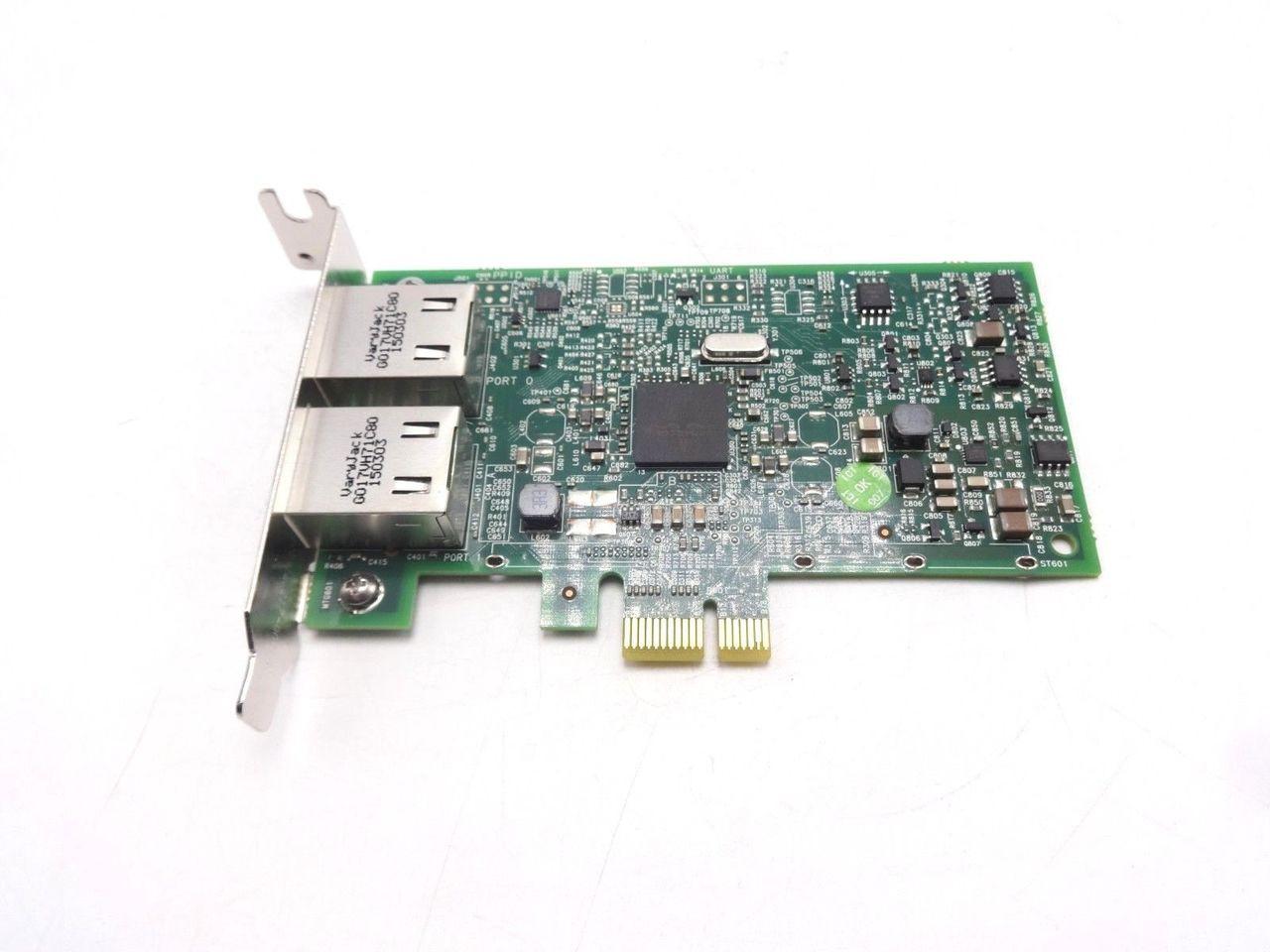 Dell 557M9 Dell/Broadcom 5720 Dual Port Gigabit NIC PCI-E