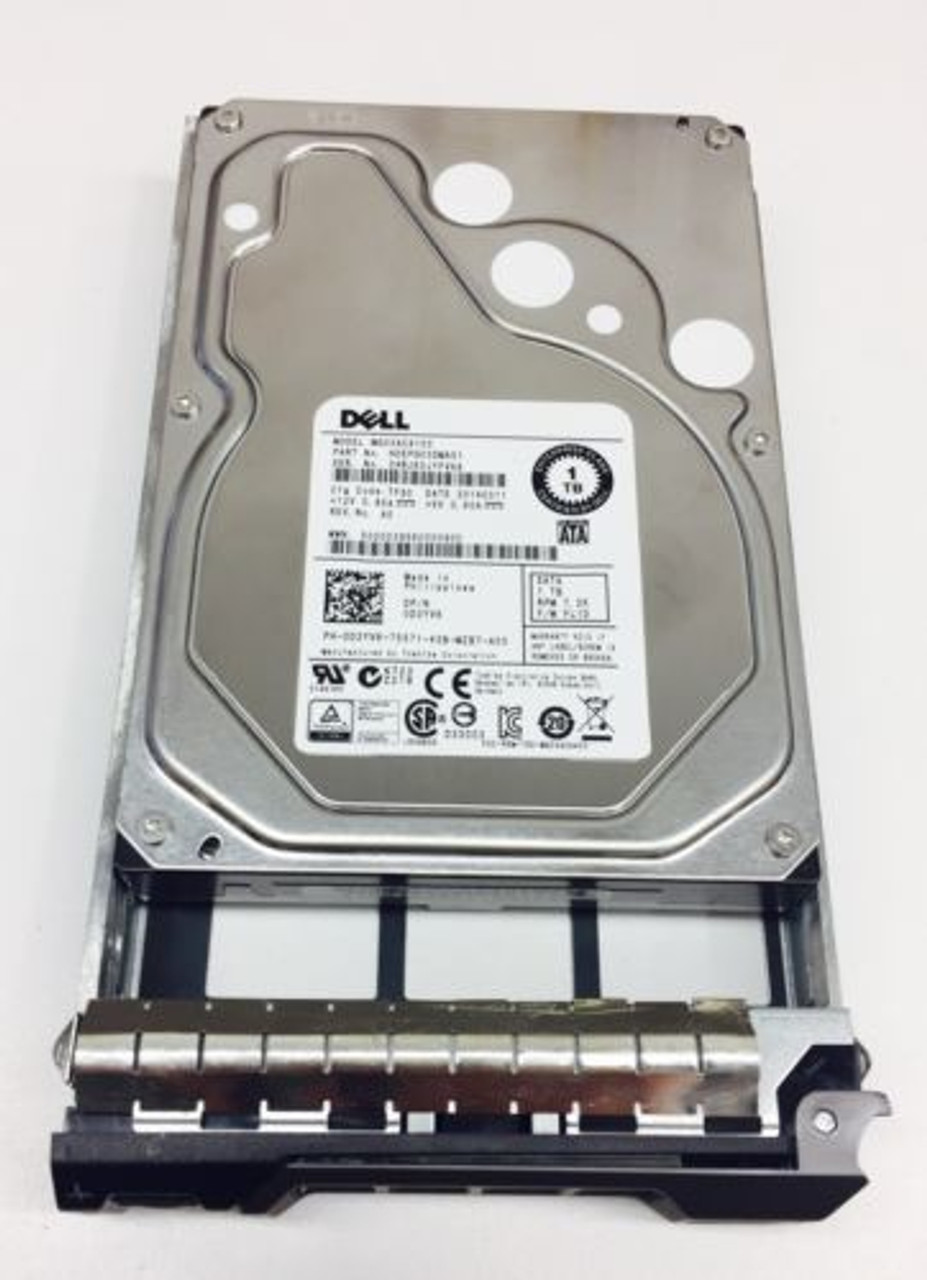 Dell D3YV6 1TB SATA 3.5 6GBPS Enterprise