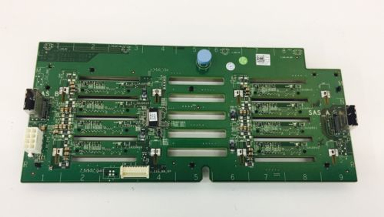 Dell GW464 Poweredge T610 backplane 1X8