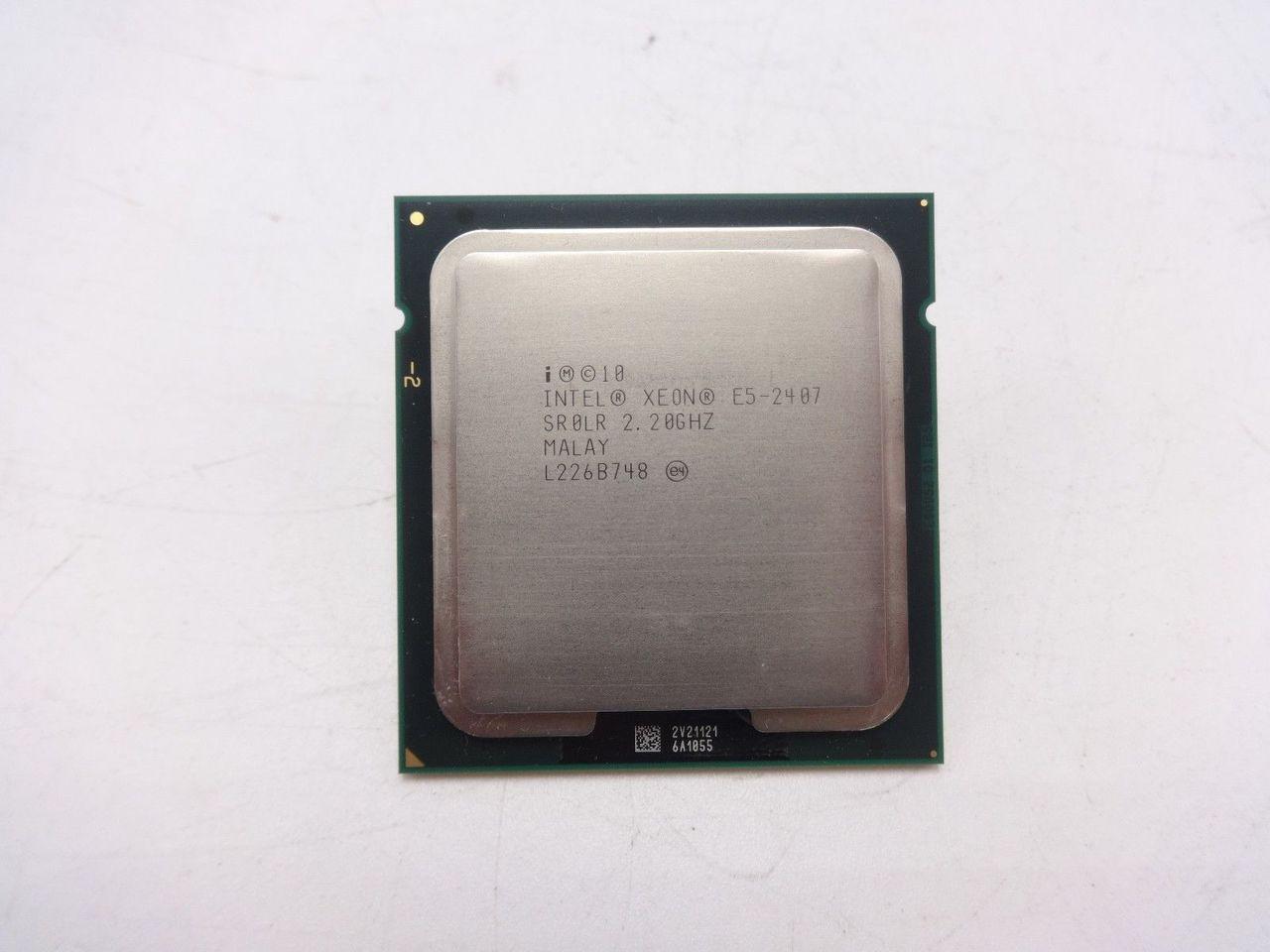 Intel SR0LR E5-2407 QC 2.2GHZ/10MB Processor 8P6G0
