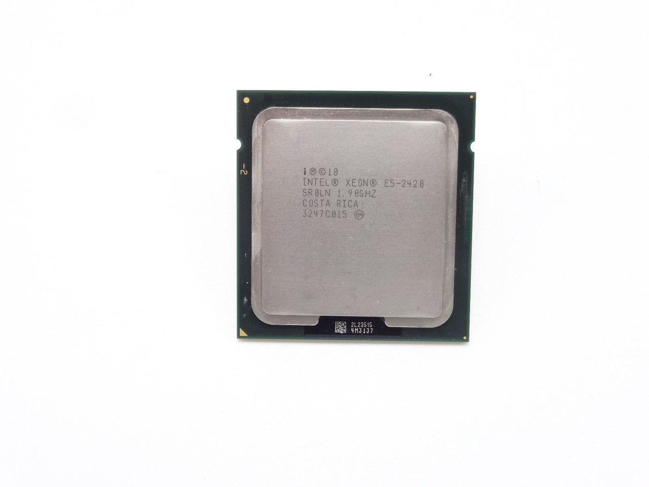 Intel Xeon SR0LN E5-2420 1.9GHZ/15MB 6core Processor