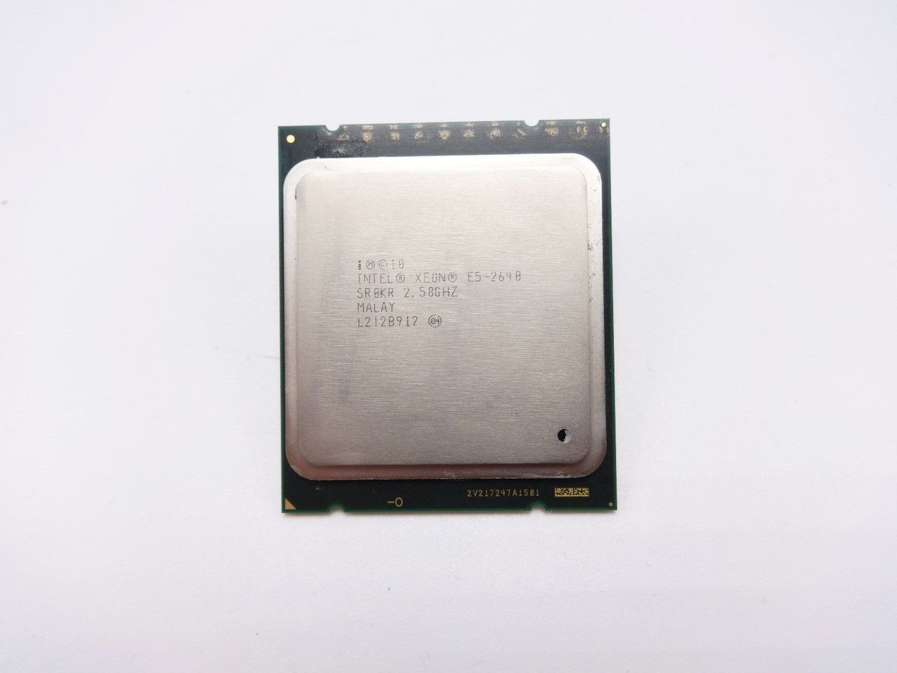 Intel SR0KR E5-2640 6C 2.5GHZ/15MB Processor