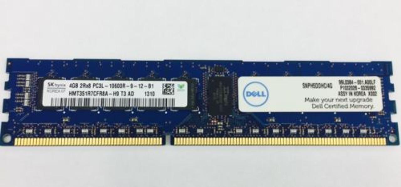 HYNIX HMT351R7CFR8A-H9 4GB PC3L 10600R 2RX8