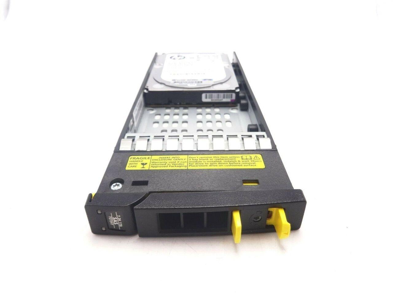 HP 727397-001 3PAR M6710 1TB SAS 2.5 HDD