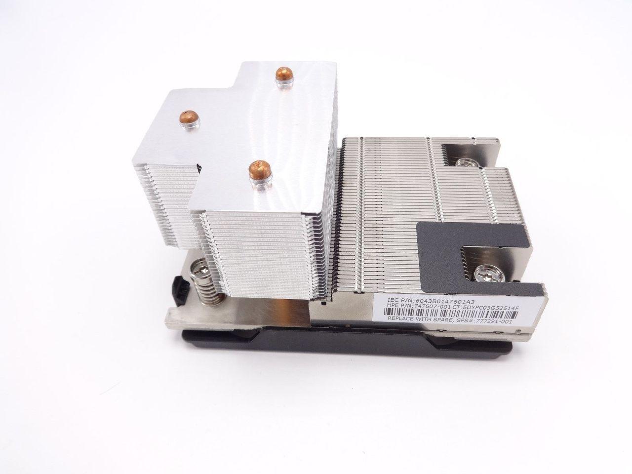 HP 777291-001 DL380 Gen 9 High Performance Heat Sink 747607-001