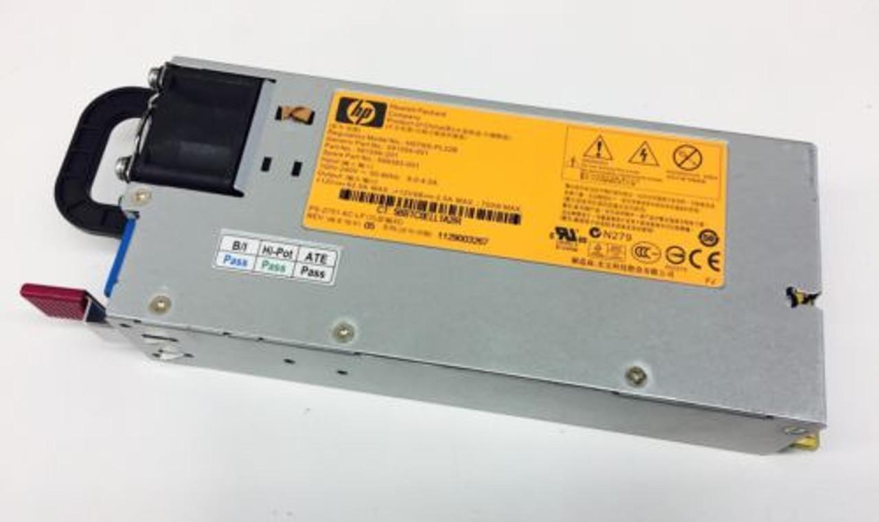 HP 599383-001 POWER SUPPLY 750W