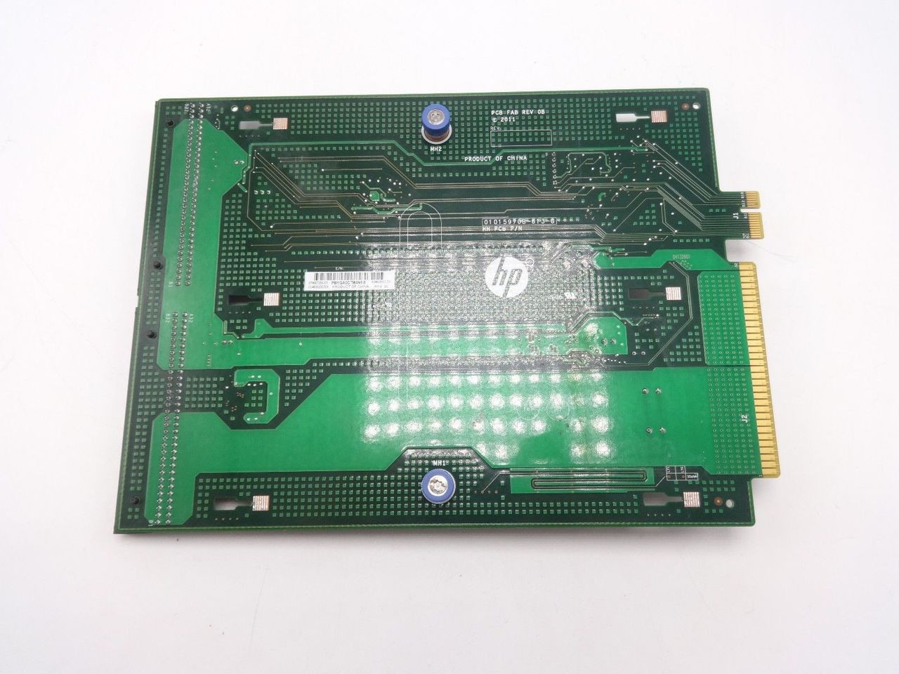 HP 667269-001 ML350 2 Bay RPS Backplane