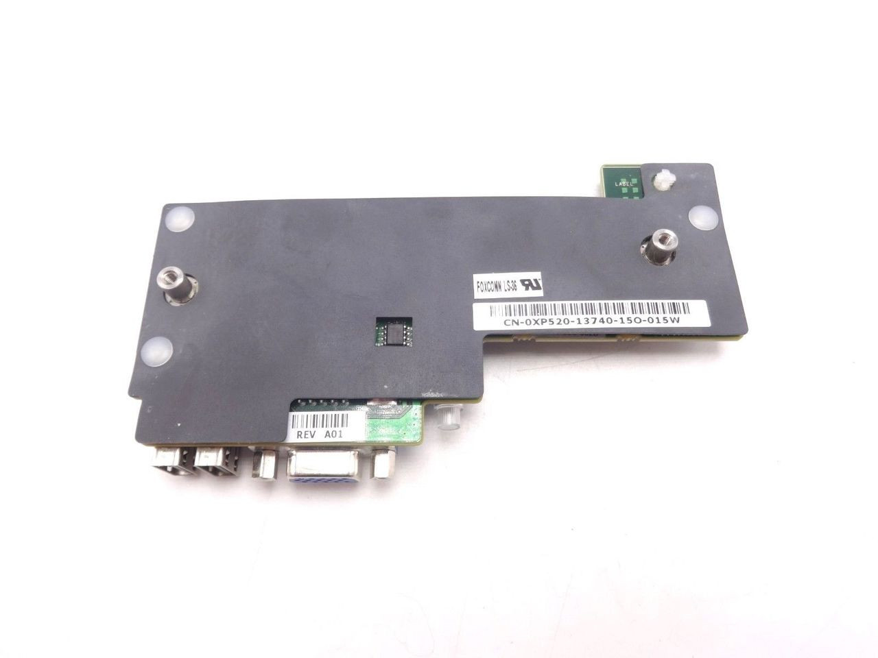 Dell XP520 M1000E Control Panel