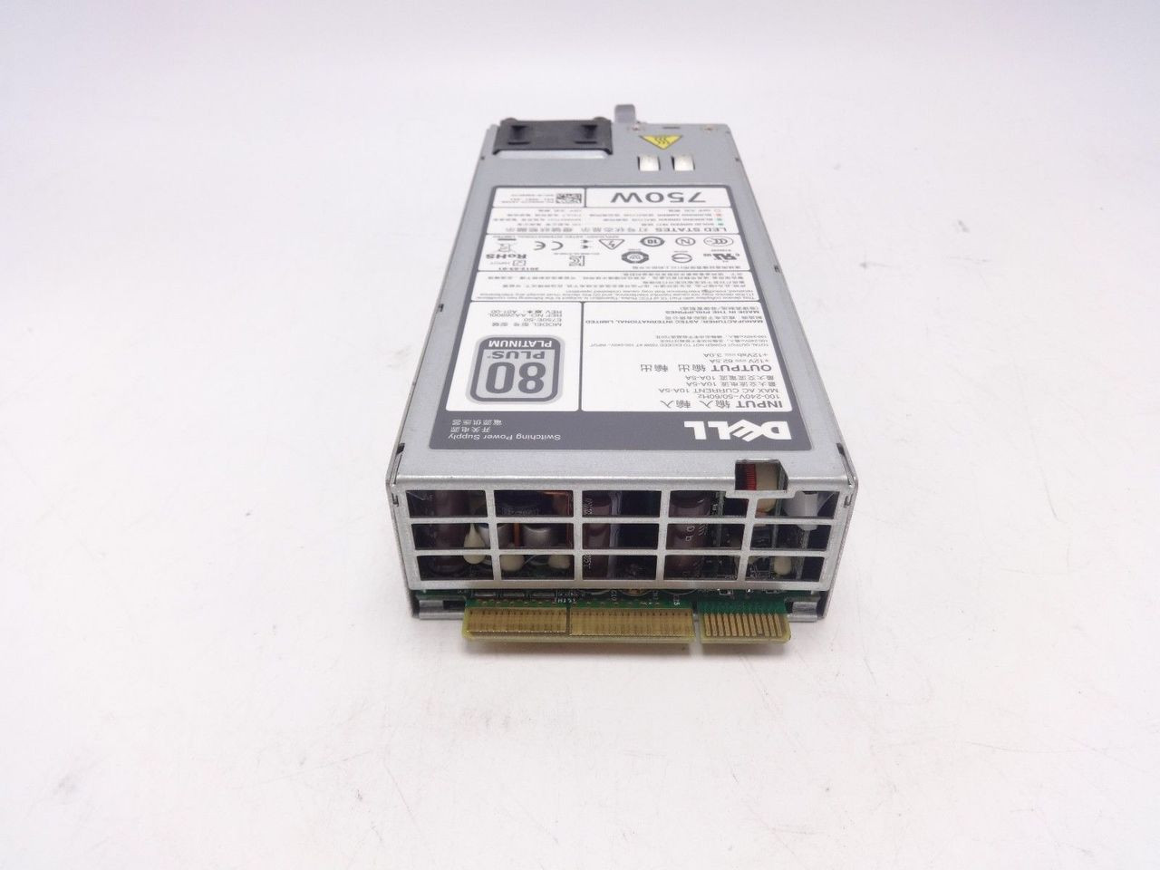 Dell W0CTF R620/R720 Power Supply 750W E750E-S0 PH-0W0CTF 0W0CTF AA26900L