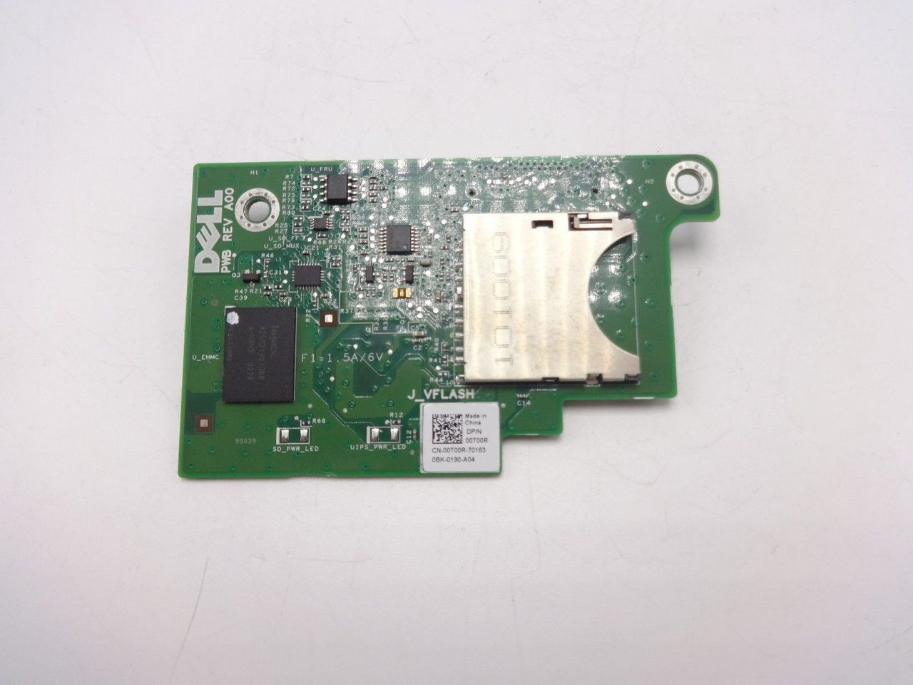 Dell 0T00R Poweredge M610/M710 flash board 00T00R