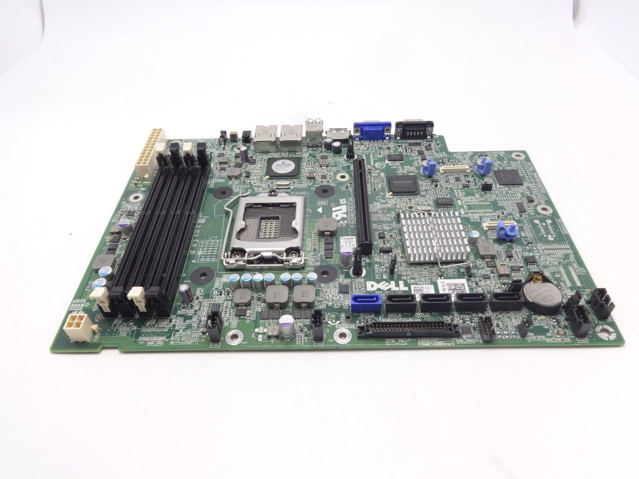 Dell 3X6X0 Poweredge R210 V2 System Board CN-03X6X0 03X6X0
