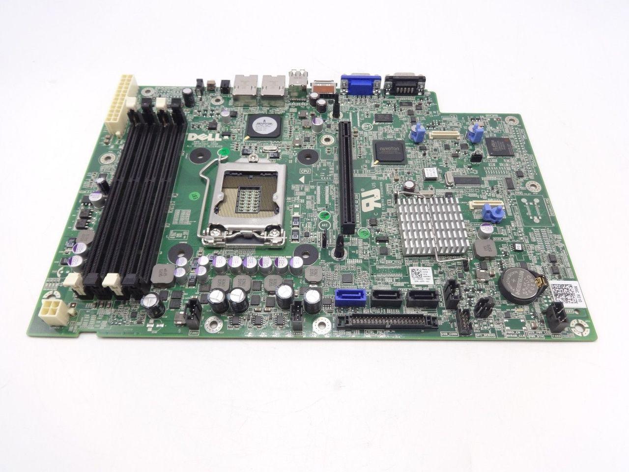 Dell 5KX61 Poweredge R210 System Board CN-05KX61 05KX61