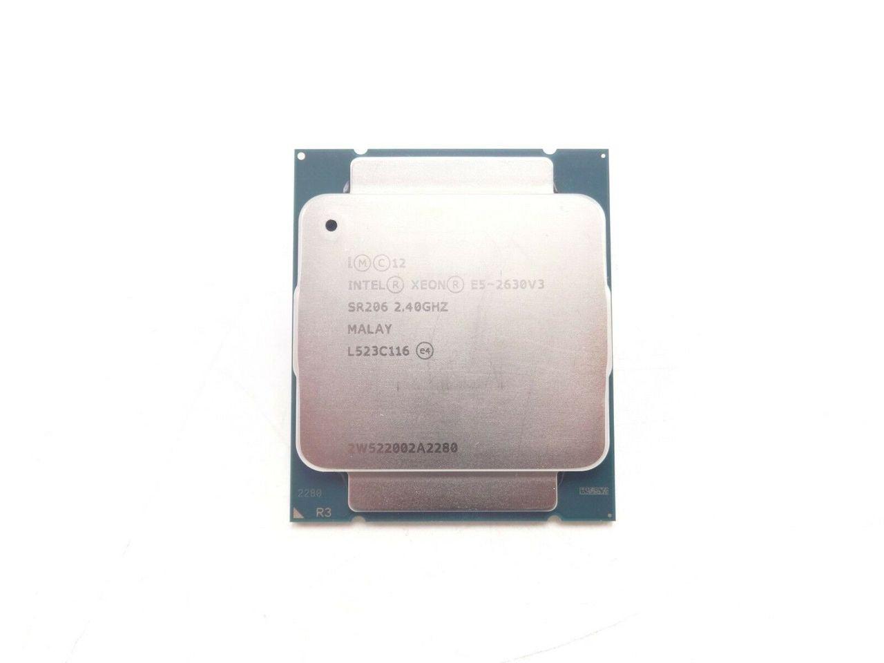 Intel SR206 8C E5-2630 V3 2.4GHZ/20MB Processor VHW19