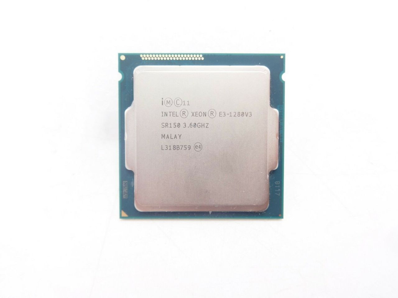 Intel SR150 E3-1280 V3 3.6GHZ/8MB Quad Core Processor