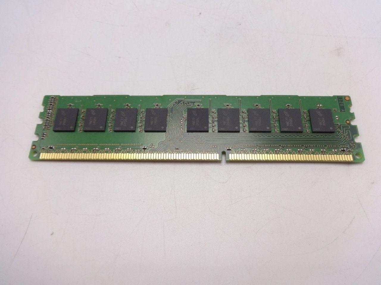 MICRON MT18KSF1G72AZ-1G6E 8GB 2RX8 PC3L 12800E