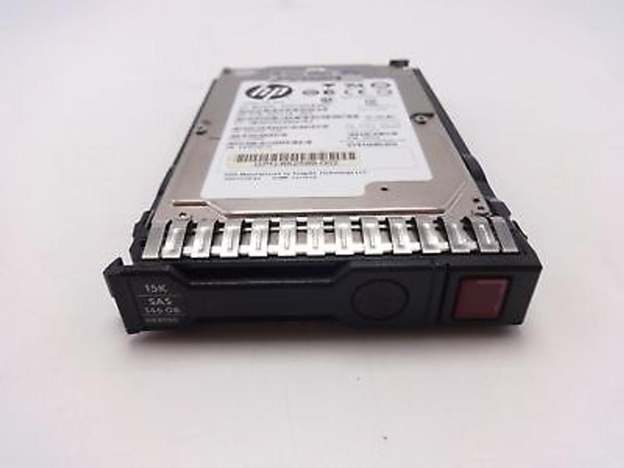 HP Proliant BL460C G8 146GB 6GB/s 15K 2.5 Hard Drive