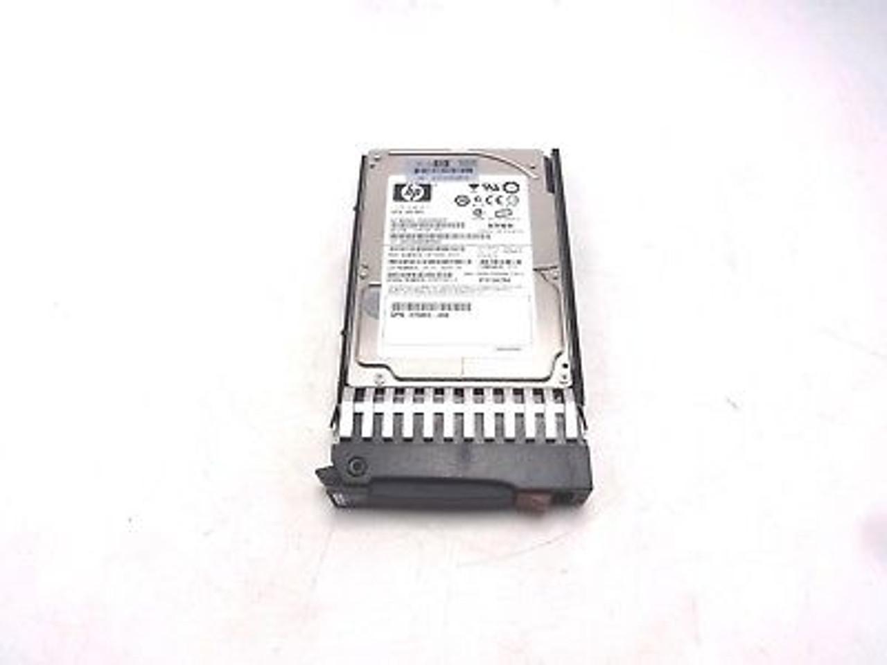 HP 486824-001 72GB 10K SAS 2.5 DP HDD 430165-002 9F4066-035 375863-008