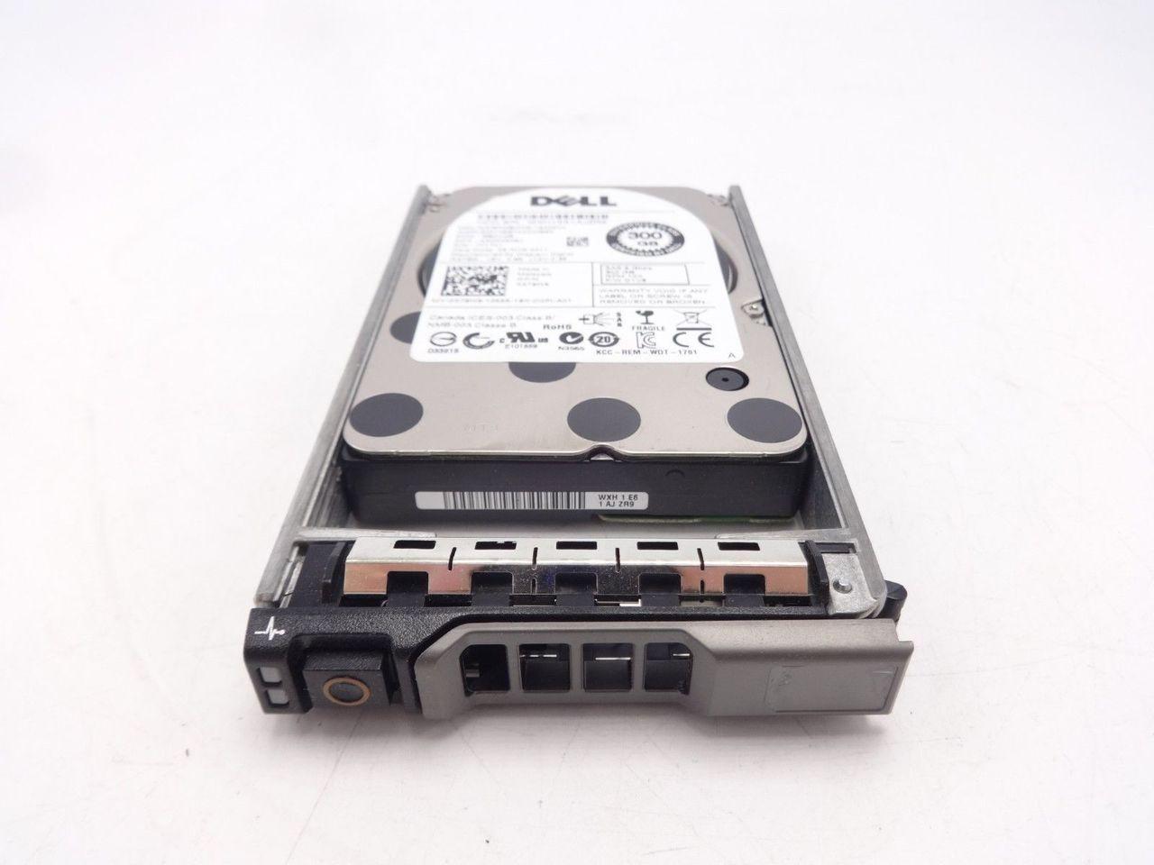 Dell X79H3 300GB 10K 6GBPS SAS Hard Drive 2.5 WD3000BKHG 0X79H3 MY-0X79H3