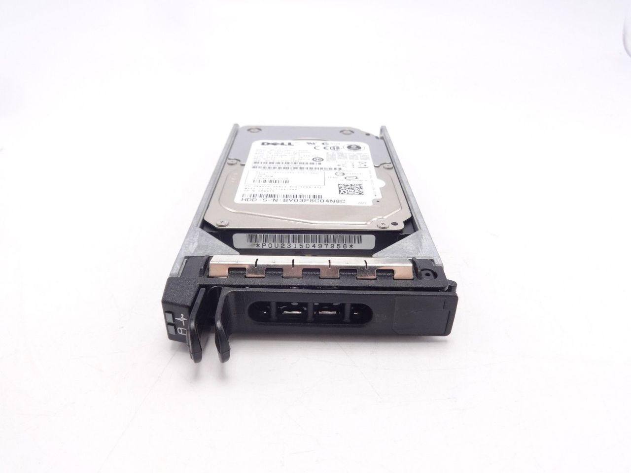 Dell RW675 73GB SAS 15K 2.5 3GBPs MBC2073RC CA06771-B20300DL