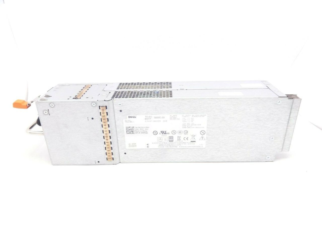 Dell NFCG1 MD1200/MD1220/MD3200 600w Power Supply H600E-S0 S6002E0