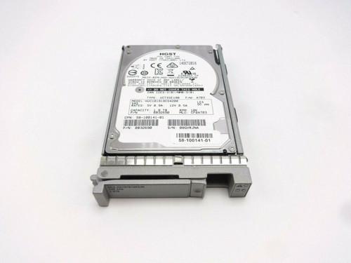 """Cisco UCS-HD18TB10KS4K 1.8TB 10K 12G 2.5"""" SAS Hard Drive"""