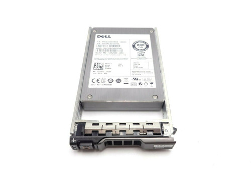 """Dell 24XV8 200GB SATA SSD Solid State 3Gbps 2.5"""" Hard Drive"""