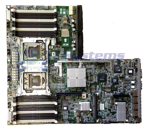 HP 602512-001 591545-001 Proliant DL360 G7 System Board