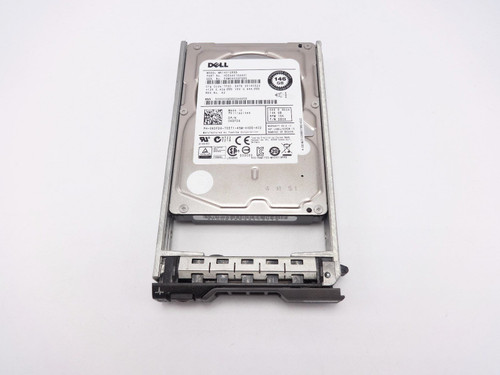 Dell 6DFD8 146GB 15K SAS 2.5IN 6GBPS Hard Drive MK1401GRRB
