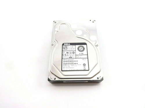 Dell 0F9W8 4TB 3.5 7200 12Gbps SAS Large Form Factor Hard Drive