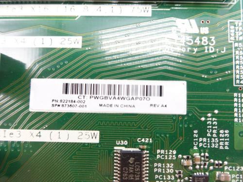 HP HPe 873607-001 ML30 G9 Gen9 System Board