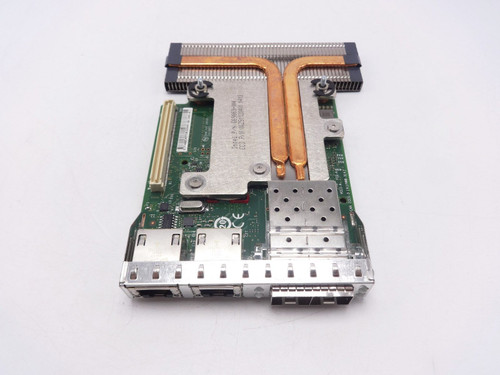 Dell C63DV intel X520/+I350 10GB DA/SFP+ 1GB dual port ethernet card R720 R620