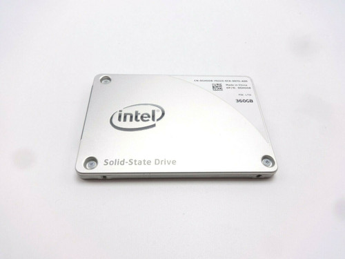 Dell GHDD8 360GB SATA SSD Solid State 2.5 Small Form Factor Hard Drive