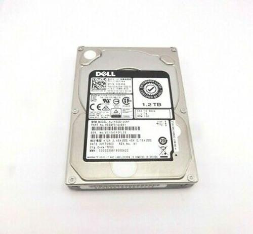 Dell 3K30N 1.2TB 12GBPS 2.5 10K SAS Hard Drive