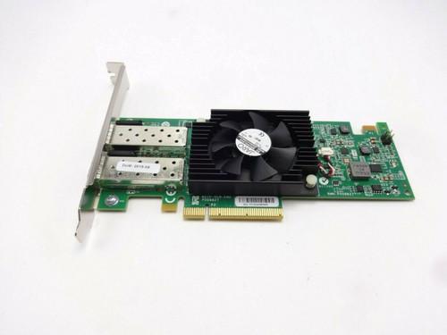 Dell 2PF2N Emulex 10GB Dual Port SFP+ NIC Host Bus Adapter Full Profile Bracket
