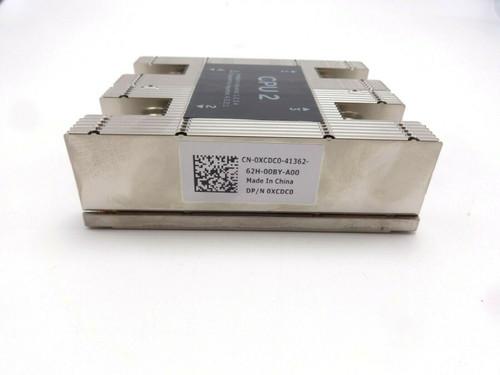 Dell XCDC0 Poweredge M630 CPU2 Heatsink