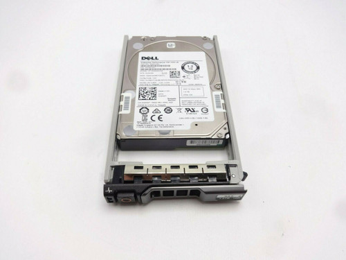 Dell V2KWT 1.2TB SAS 2.5 12GBPS Small Form Factor Hard Drive with tray