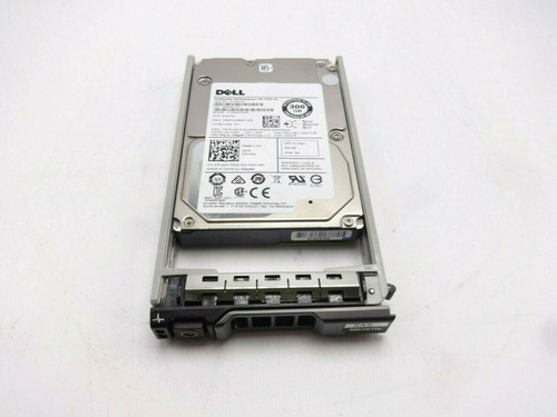 Dell 7FJW4 300GB 15K 2.5 12Gbps SAS Small Form Factor Hard Drive with tray