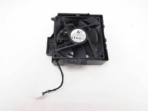 HP 647292-001 Z420 rear case fan assembly 653905-001