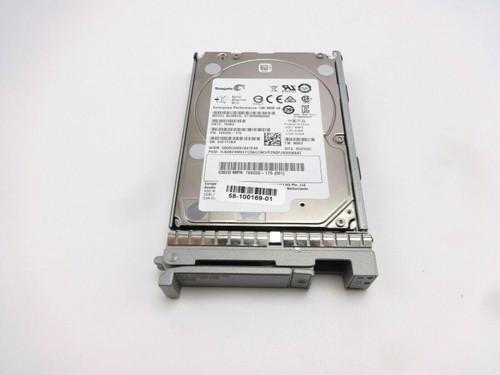 Cisco UCS-HD300G10K12G 300GB 10K 12G 2.5 SAS Hard Drive