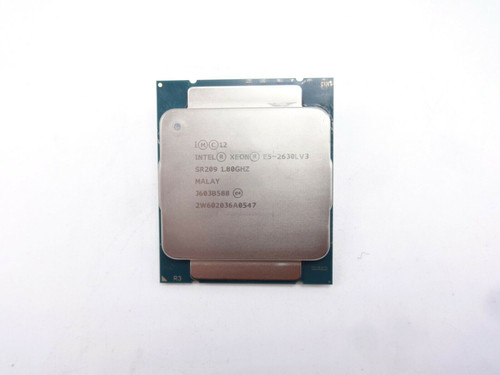 Intel Xeon SR209 8Core 1.8Ghz 20MB E5-2630L V3 Processor Chip